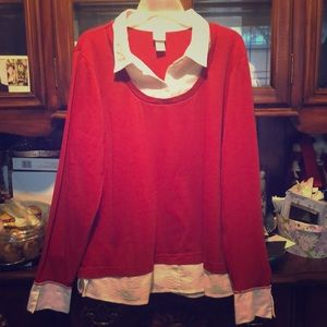 Used - Stretch, blouse 18/20W